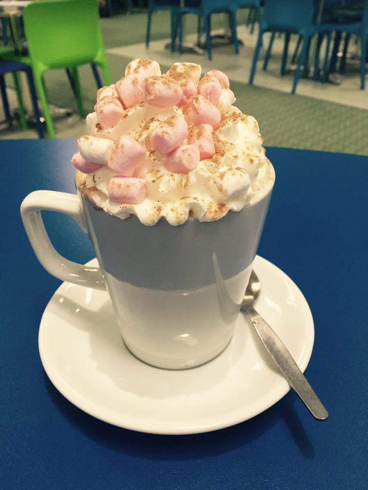 Party and Play Funhouse Bolton Hot Chocolate