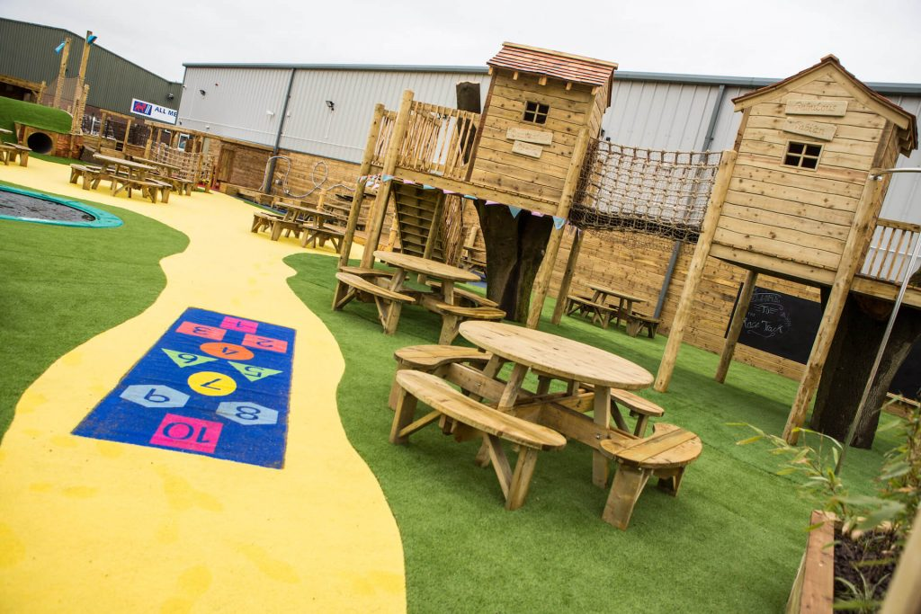 Outdoor Adventure Party And Play Funhouse Play Centre