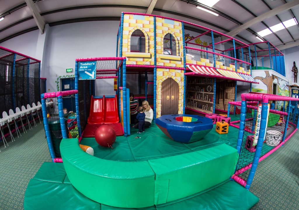 Party and Play Funhouse Bolton Toddler and Mum Area