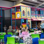 Party and Play Funhouse Bolton Toddler Play Area