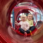 Party and Play Funhouse Bolton Children See Through Tube
