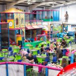 Party and Play Funhouse Bolton View Centre Toddler Area